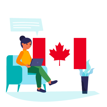 Icon, Landing Page, Yes Study Education Group, Oct 2020_Canada Study Abroad
