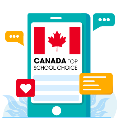 Icon, Landing Page, Yes Study Education Group, Oct 2020_Canada Top School Choice C