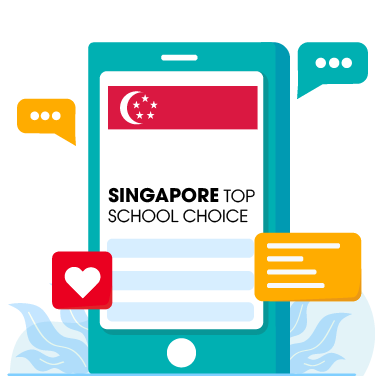 Icon, Landing Page, Yes Study Education Group, Oct 2020_Singapore Top School Choice C