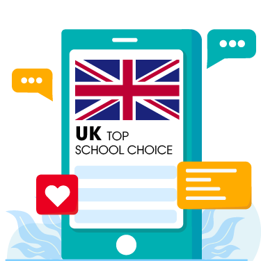 Icon, Landing Page, Yes Study Education Group, Oct 2020_UK Top School Choice C